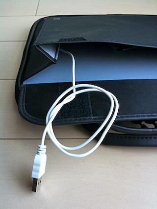 iPadを固定するドックコネクタ